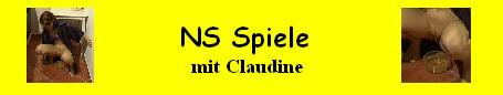 NS Spiele mit Claudine